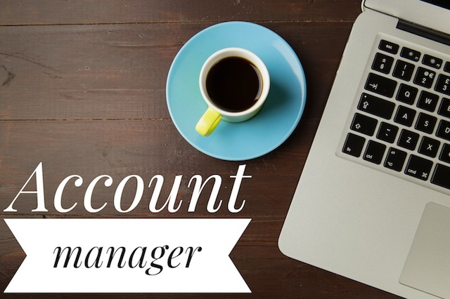 ACCOUNT MANAGER 262901